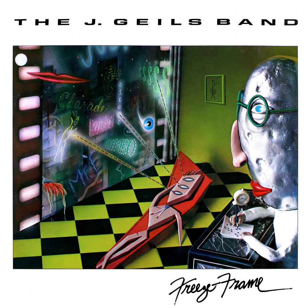 The J Geils Band Music Fanart Fanart Tv