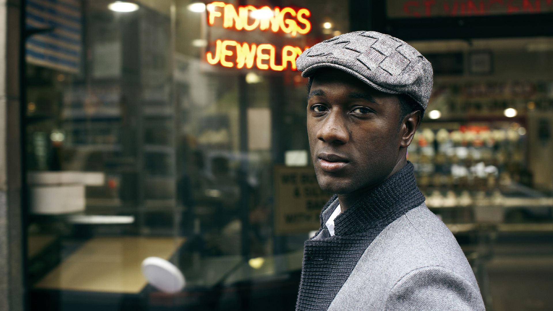 Hello World av Aloe Blacc
