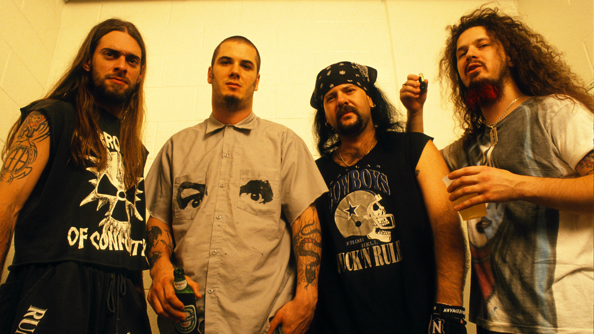 Cowboys From Hell av Pantera