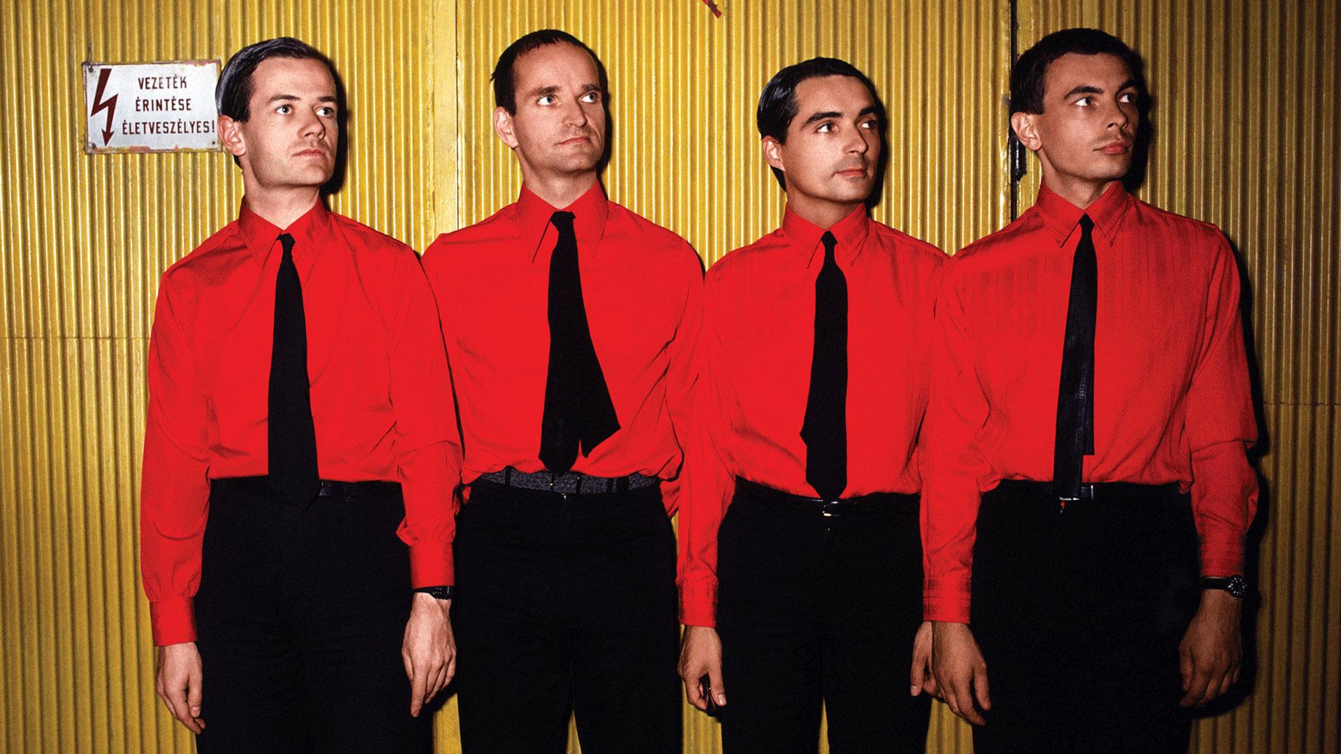 The Model av Kraftwerk