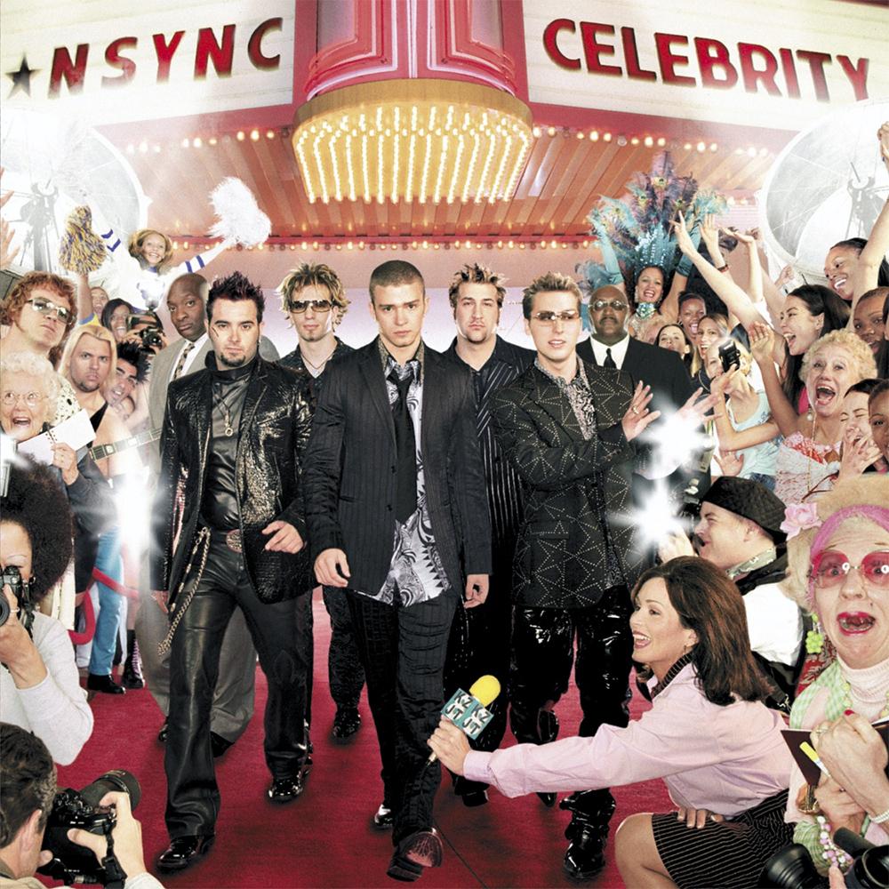 Celebrity (album) - Wikipedia