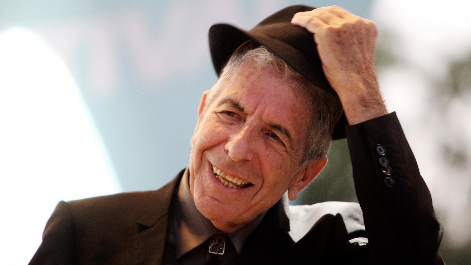 You Got Me Singing av Leonard Cohen