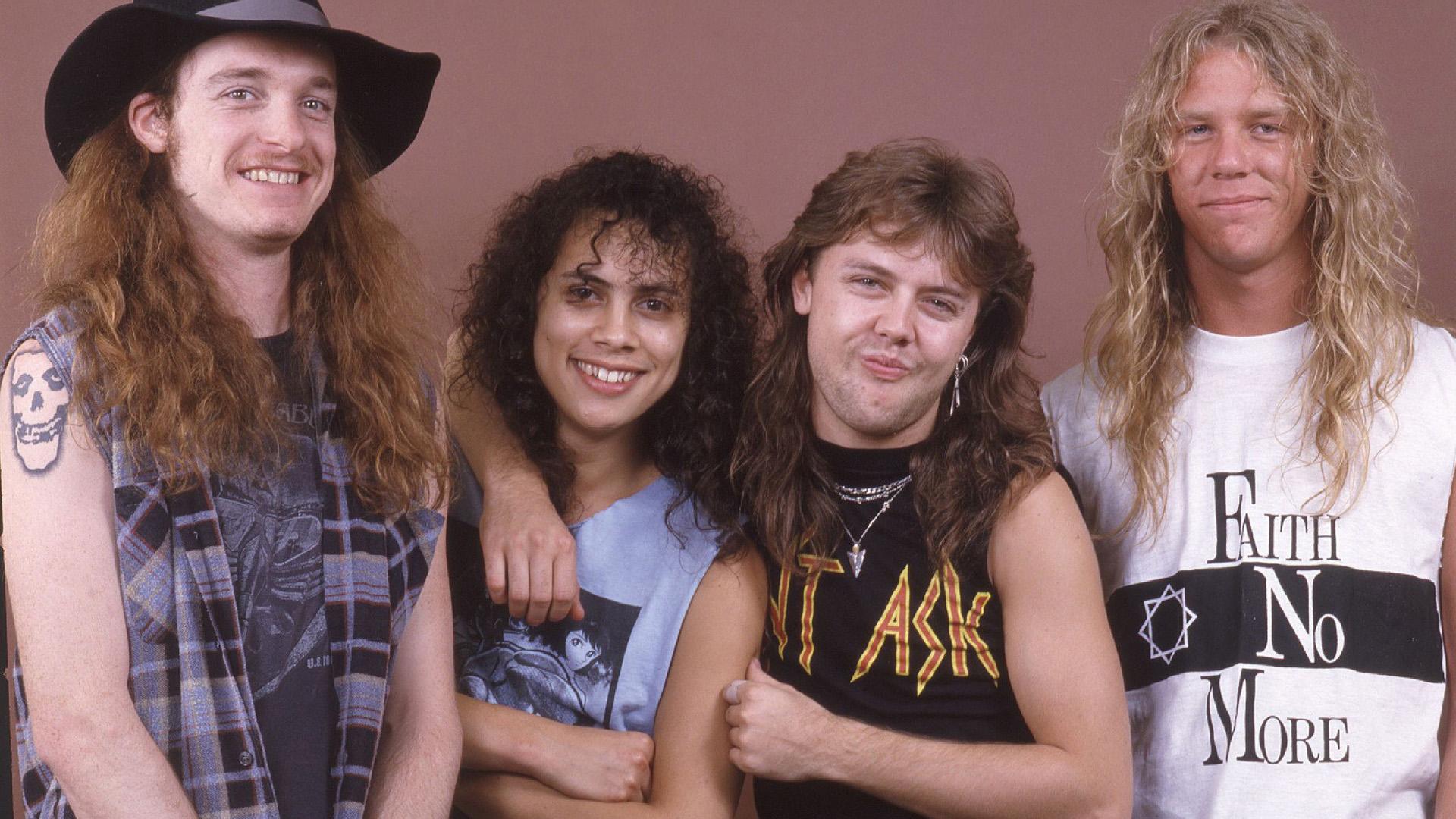 Enter Sandman av Metallica
