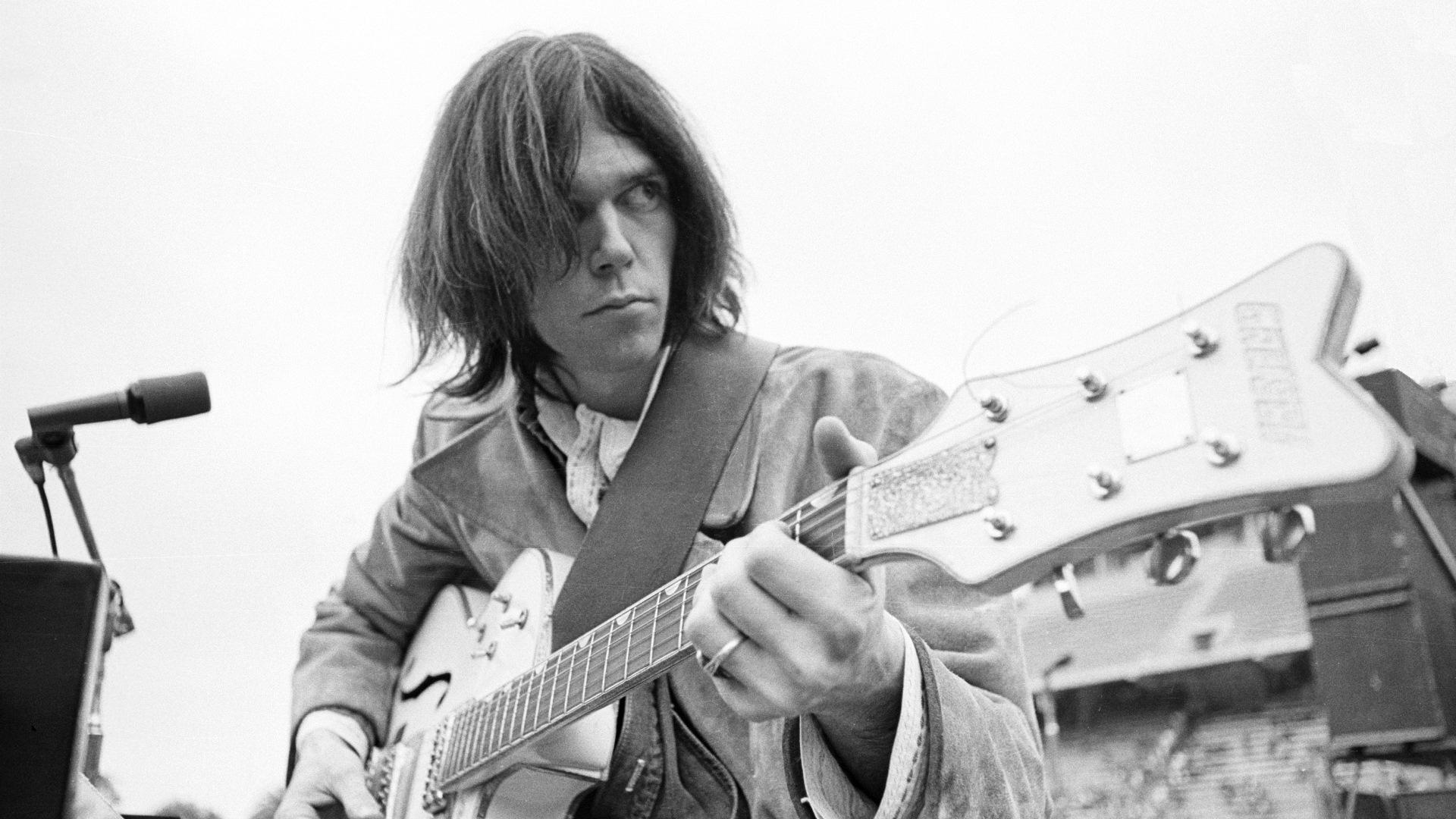 Old Man av Neil Young