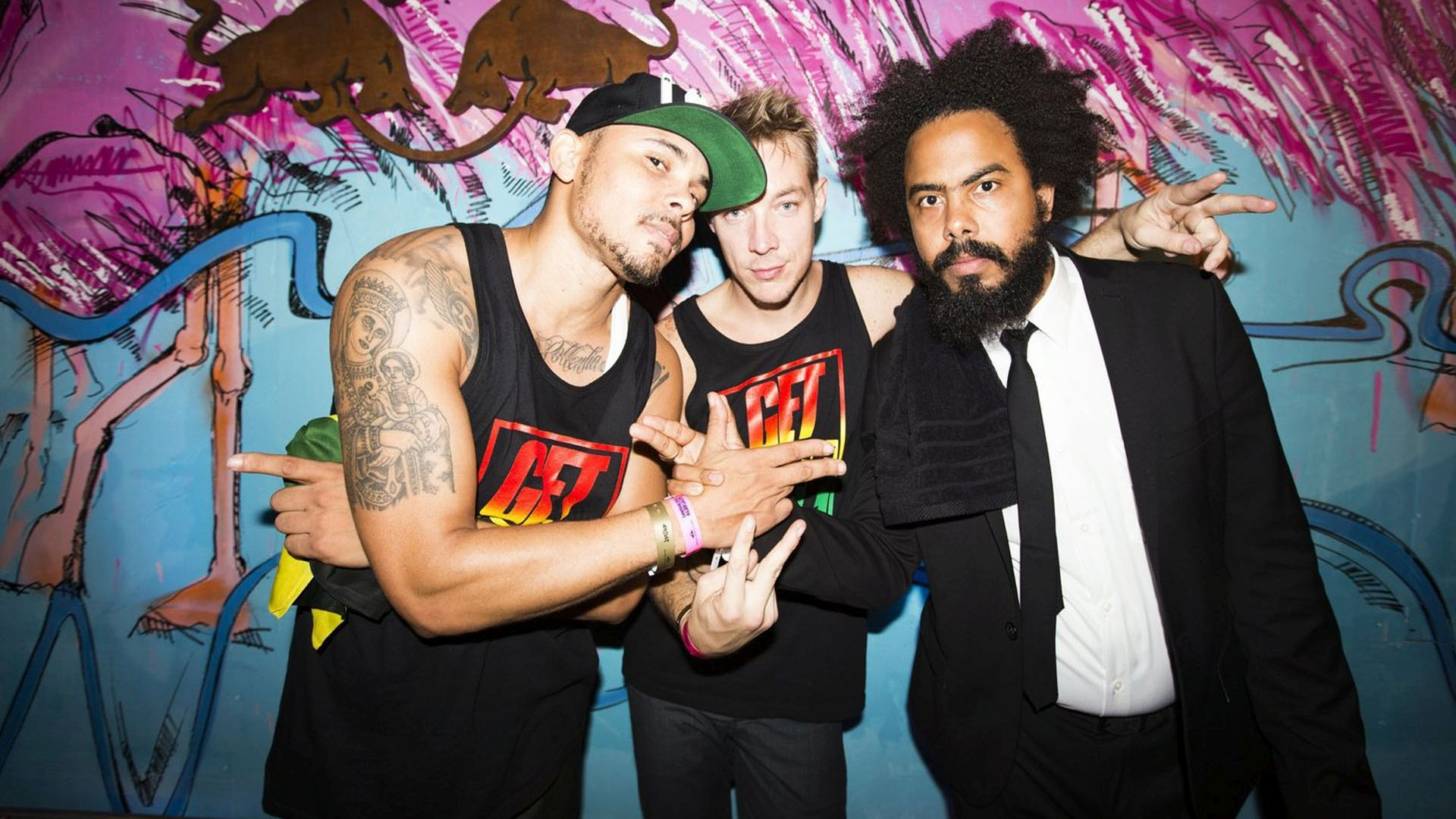 Know No Better av Major Lazer