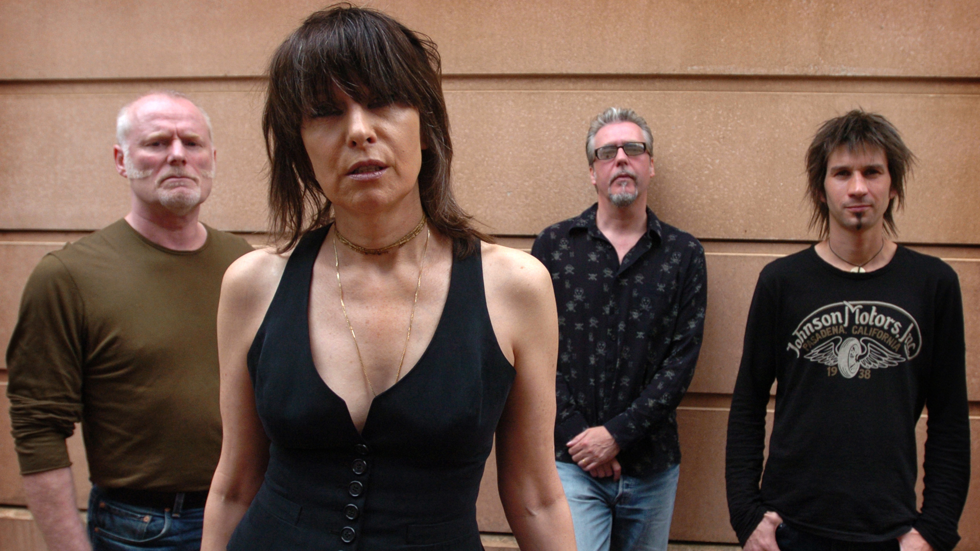 Brass In Pocket av The Pretenders