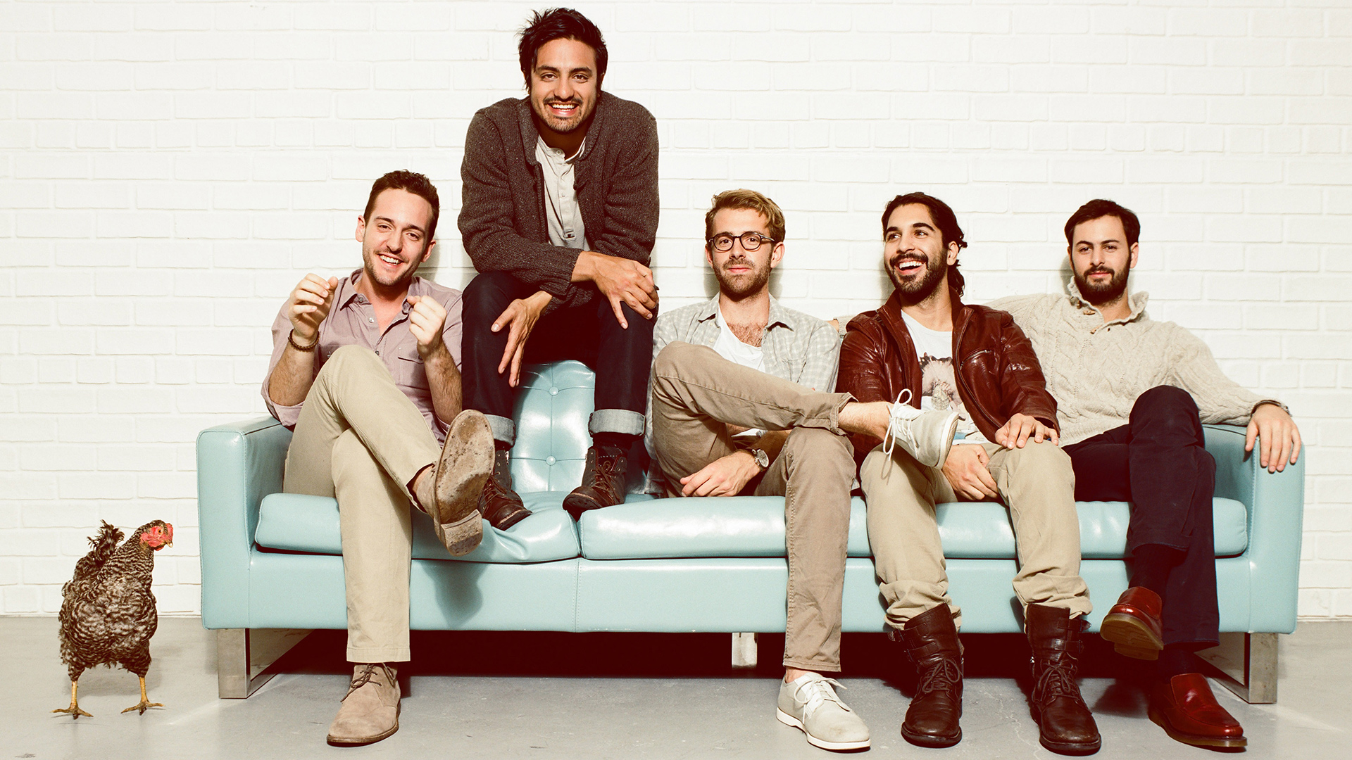 Mr. Know It All av Young The Giant