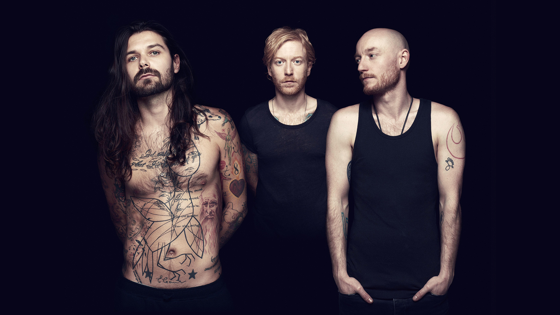 Biblical av Biffy Clyro