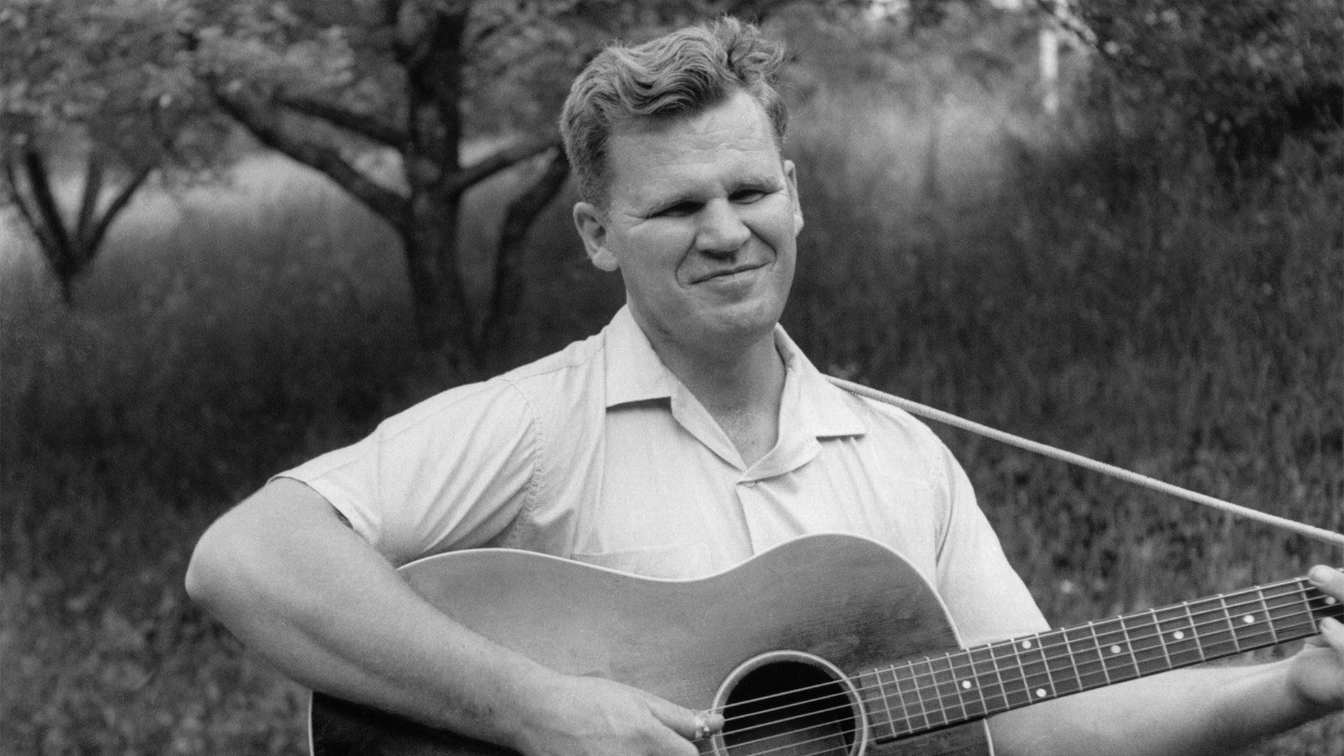Deep River Blues av Doc Watson