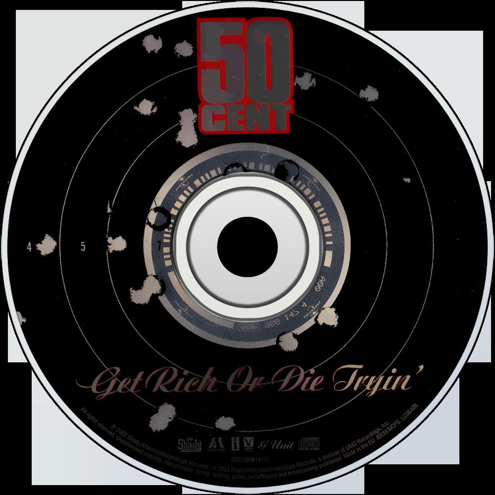 50 Cent - Get Rich Or Die Tryin (CD Album)