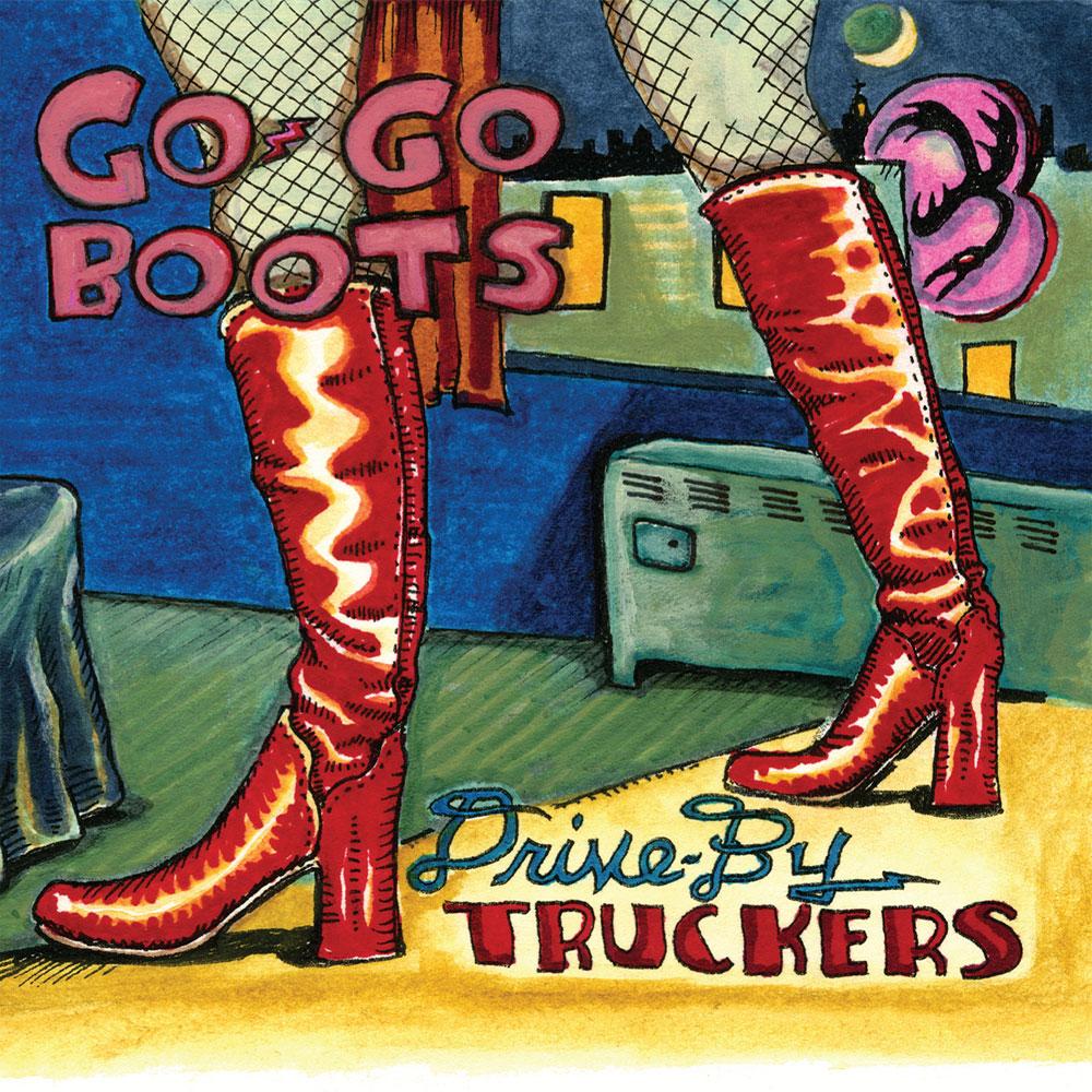 Drive-By Truckers | Music fanart | fanart.tv