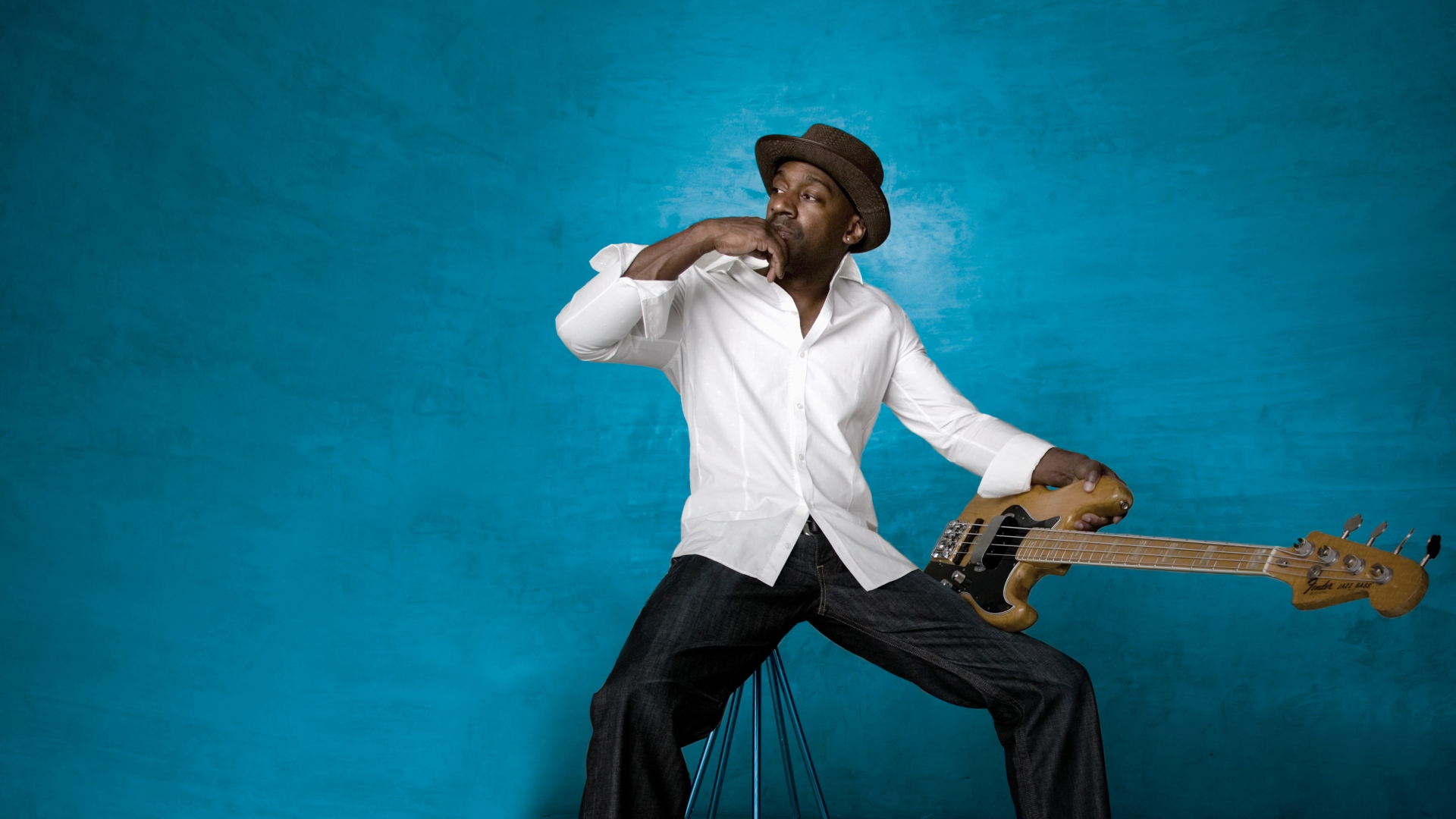Lost Without U av Marcus Miller