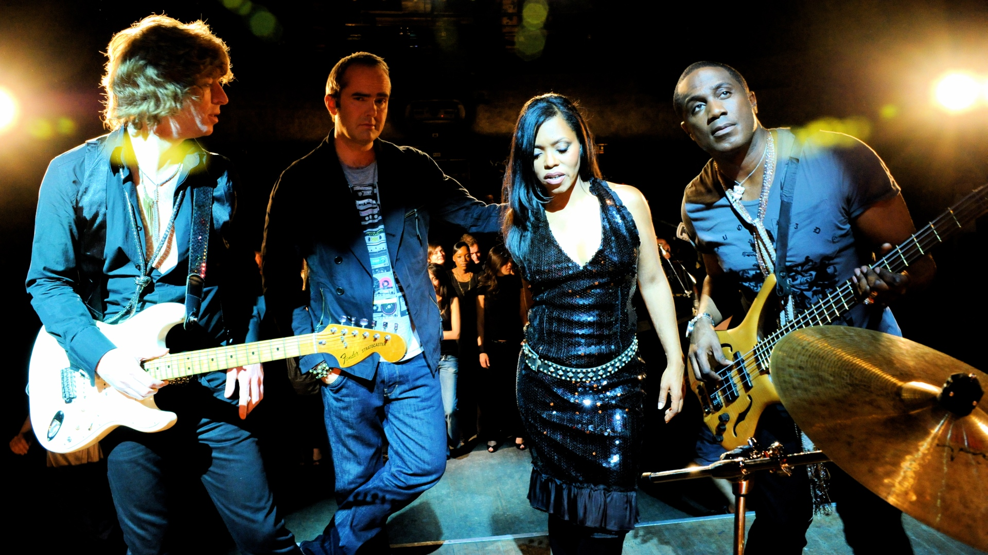 Sometimes av The Brand New Heavies