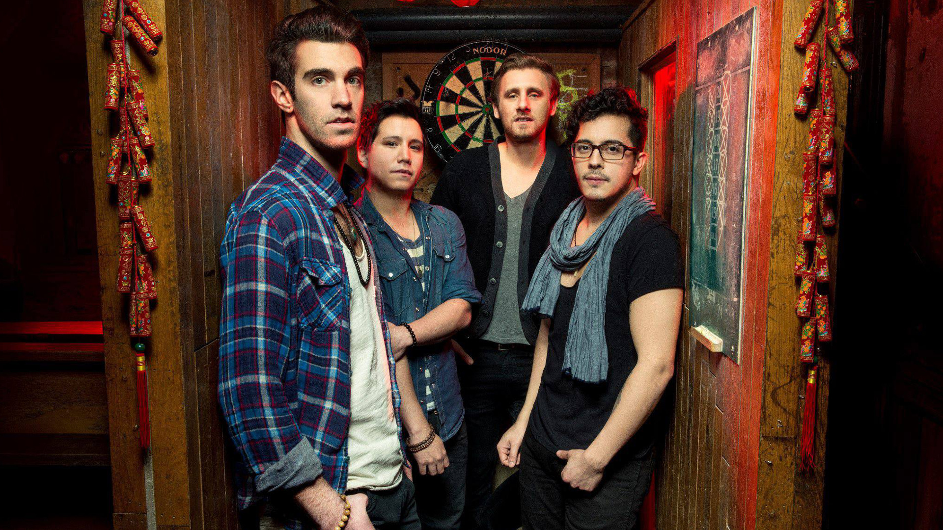 What We Live For av American Authors