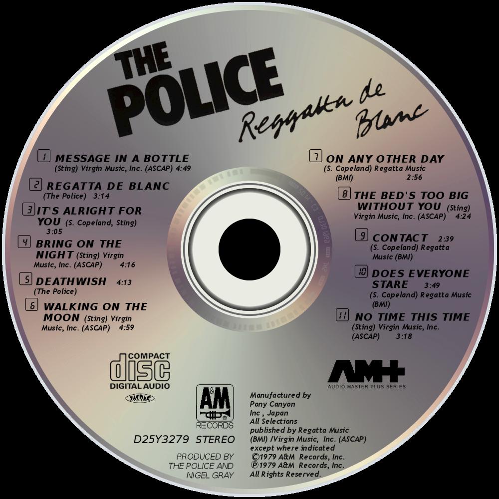 Police Zenyatta Mondatta