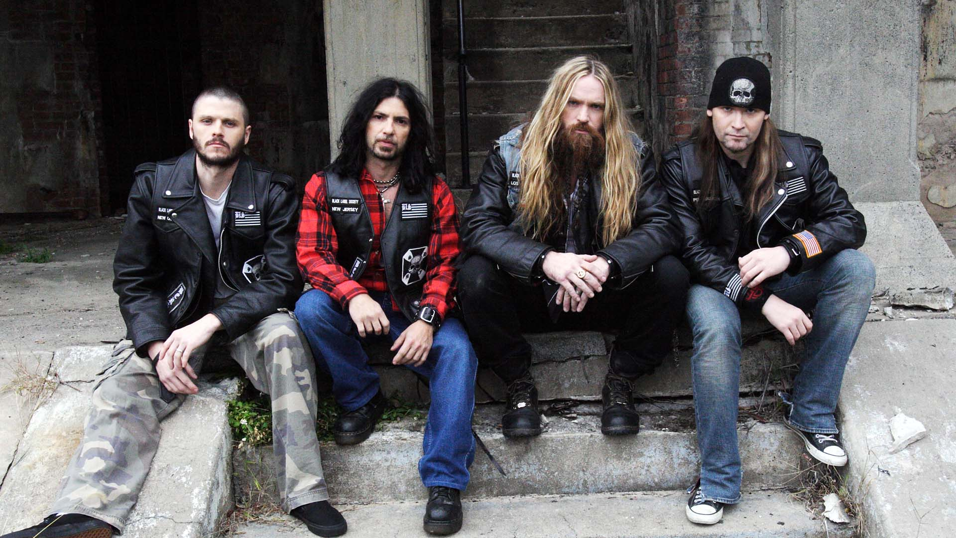 Room Of Nightmares av Black Label Society