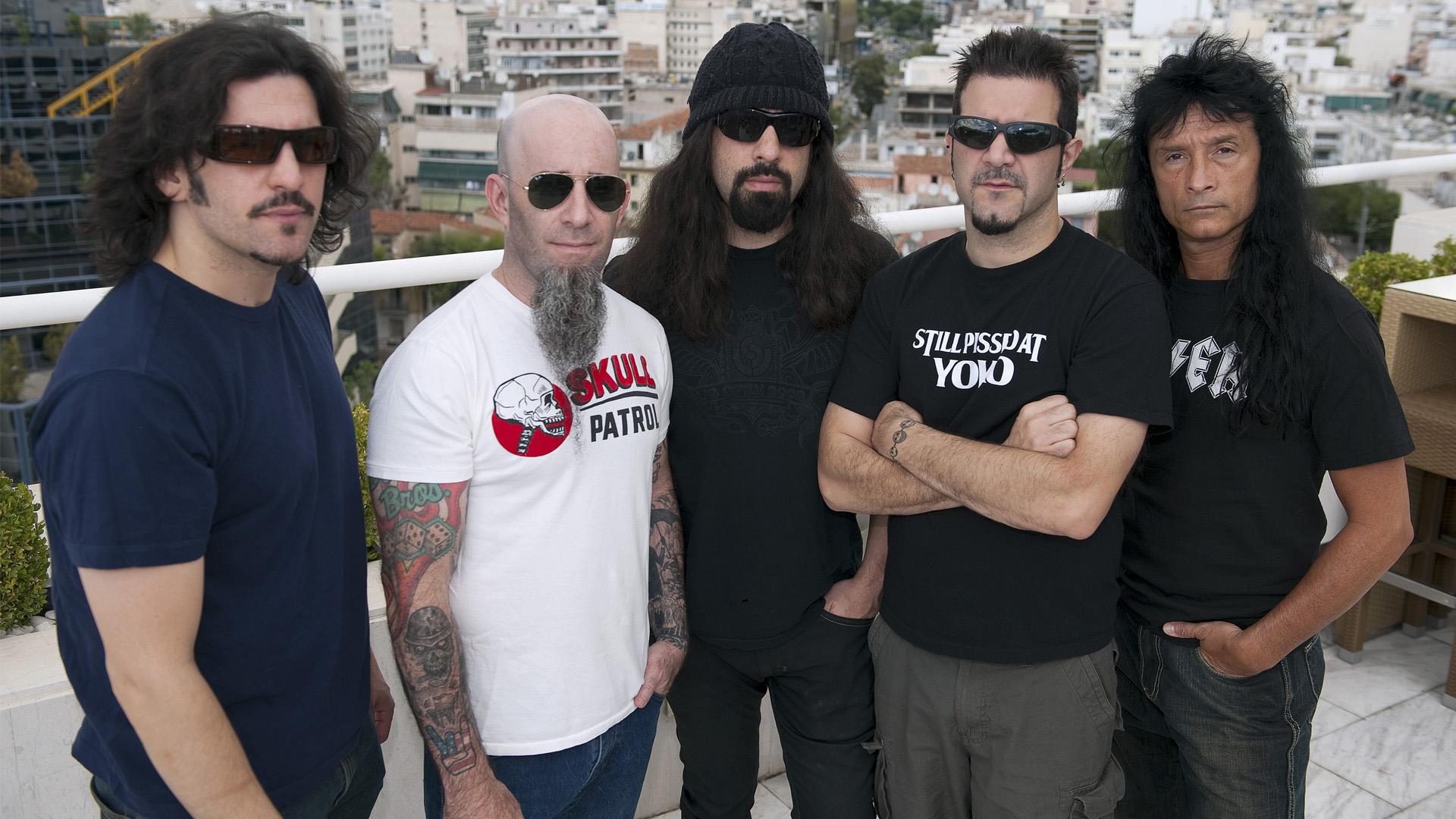 Monster At The End av Anthrax