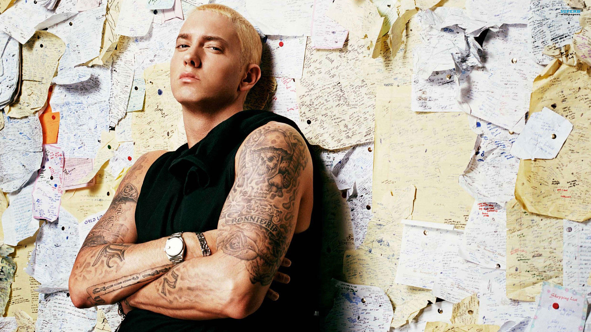 The Monster av Eminem