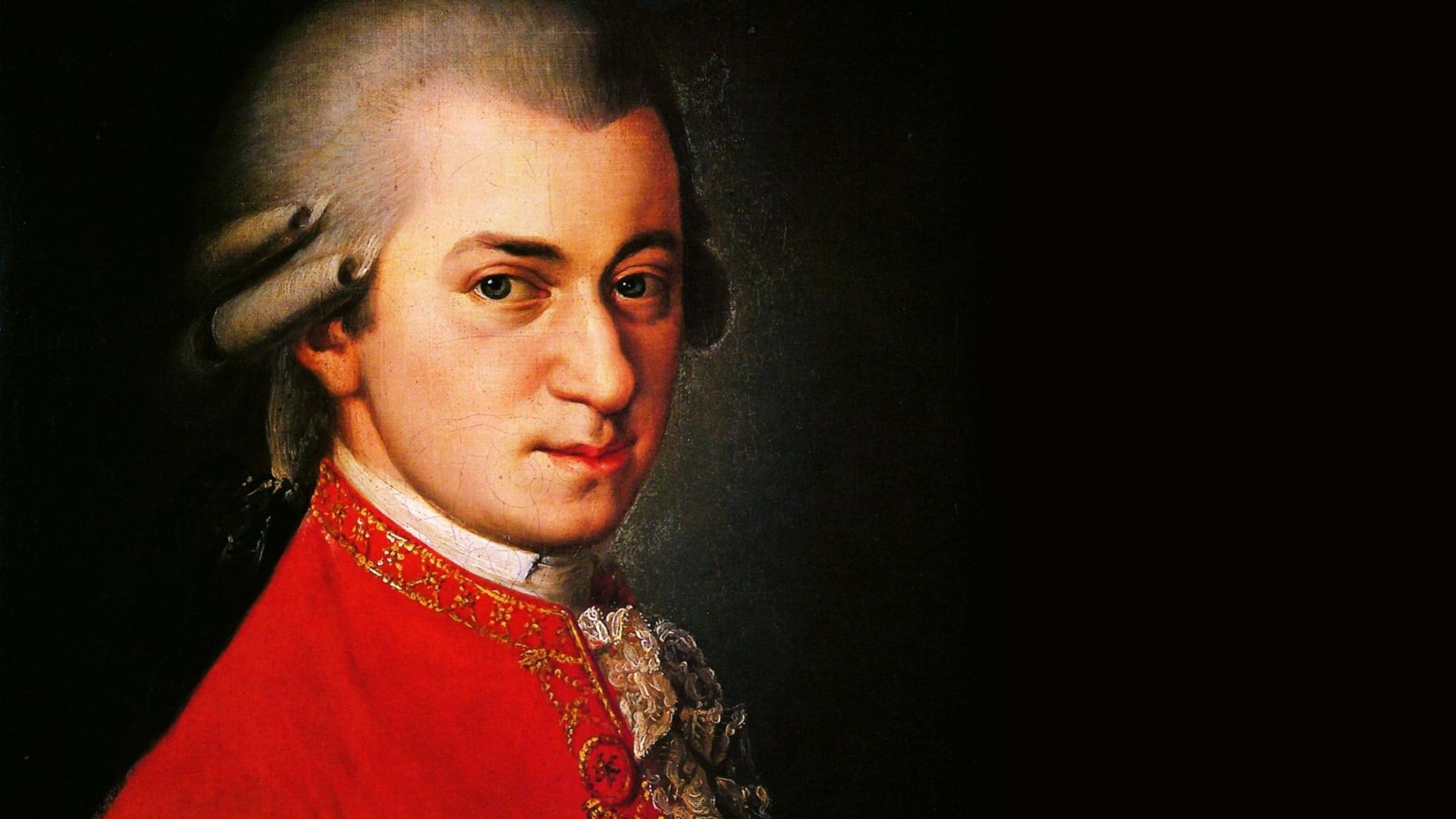 I. Allegro av Wolfgang Amadeus Mozart