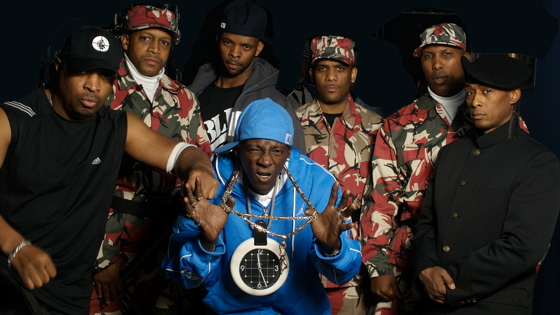Rebel Without A Pause av Public Enemy