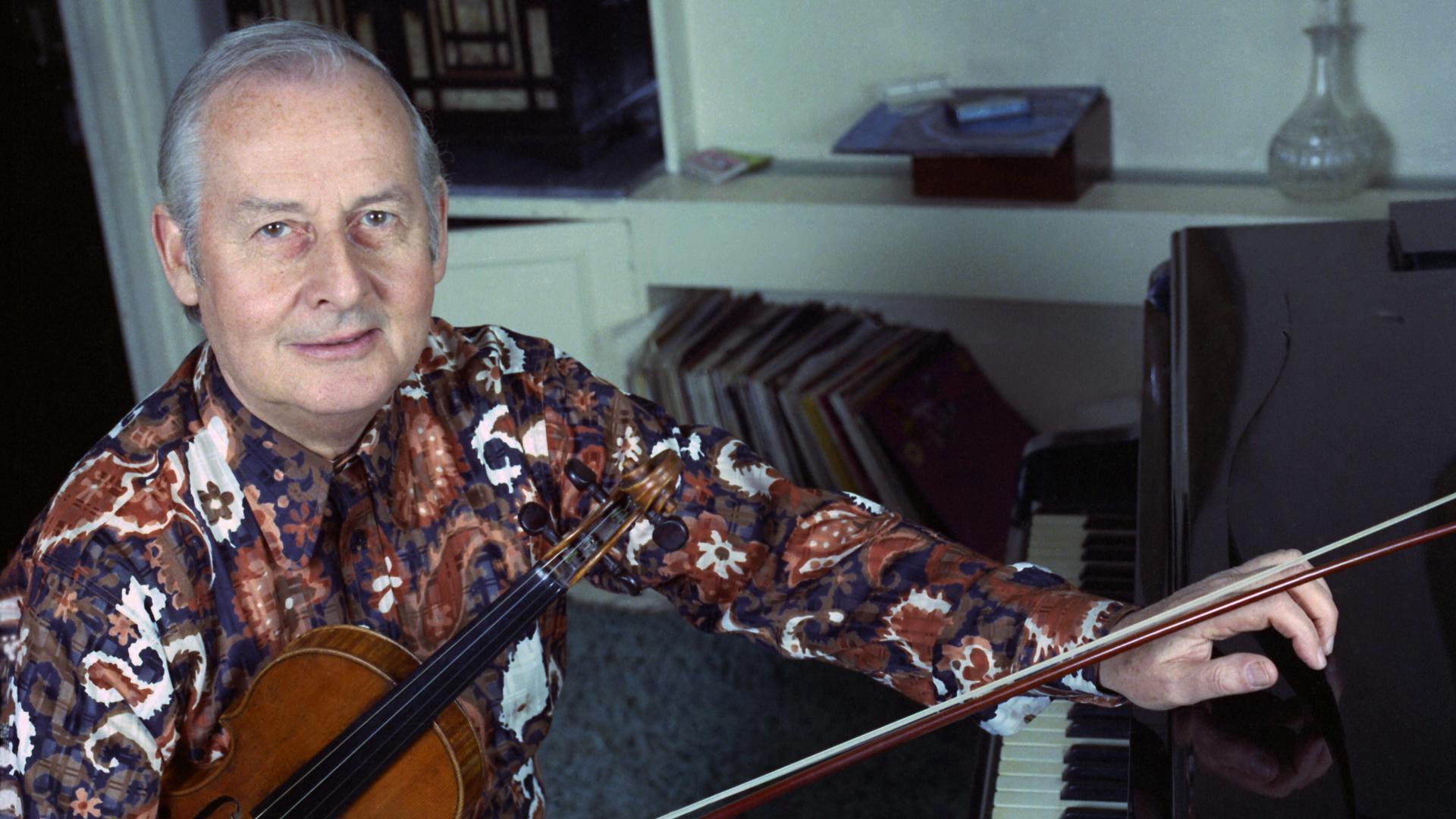 Stéphane Grappelli