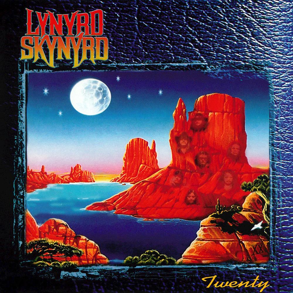 Lynyrd skynyrd twenty album cover