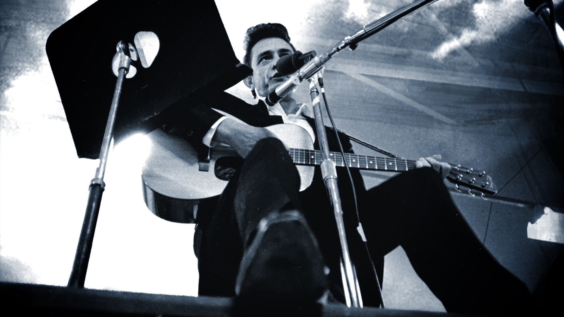 Folsom Prison Blues av Johnny Cash