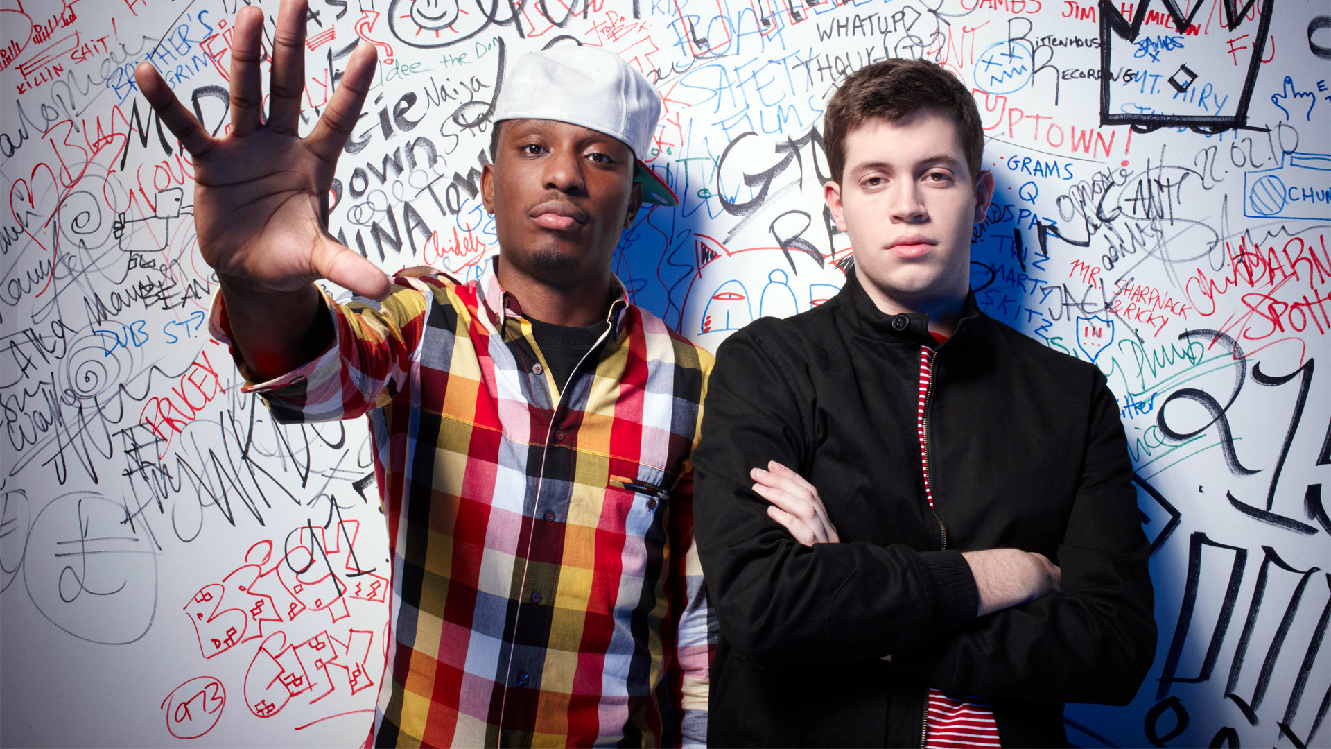 Mind Your Manners av Chiddy Bang