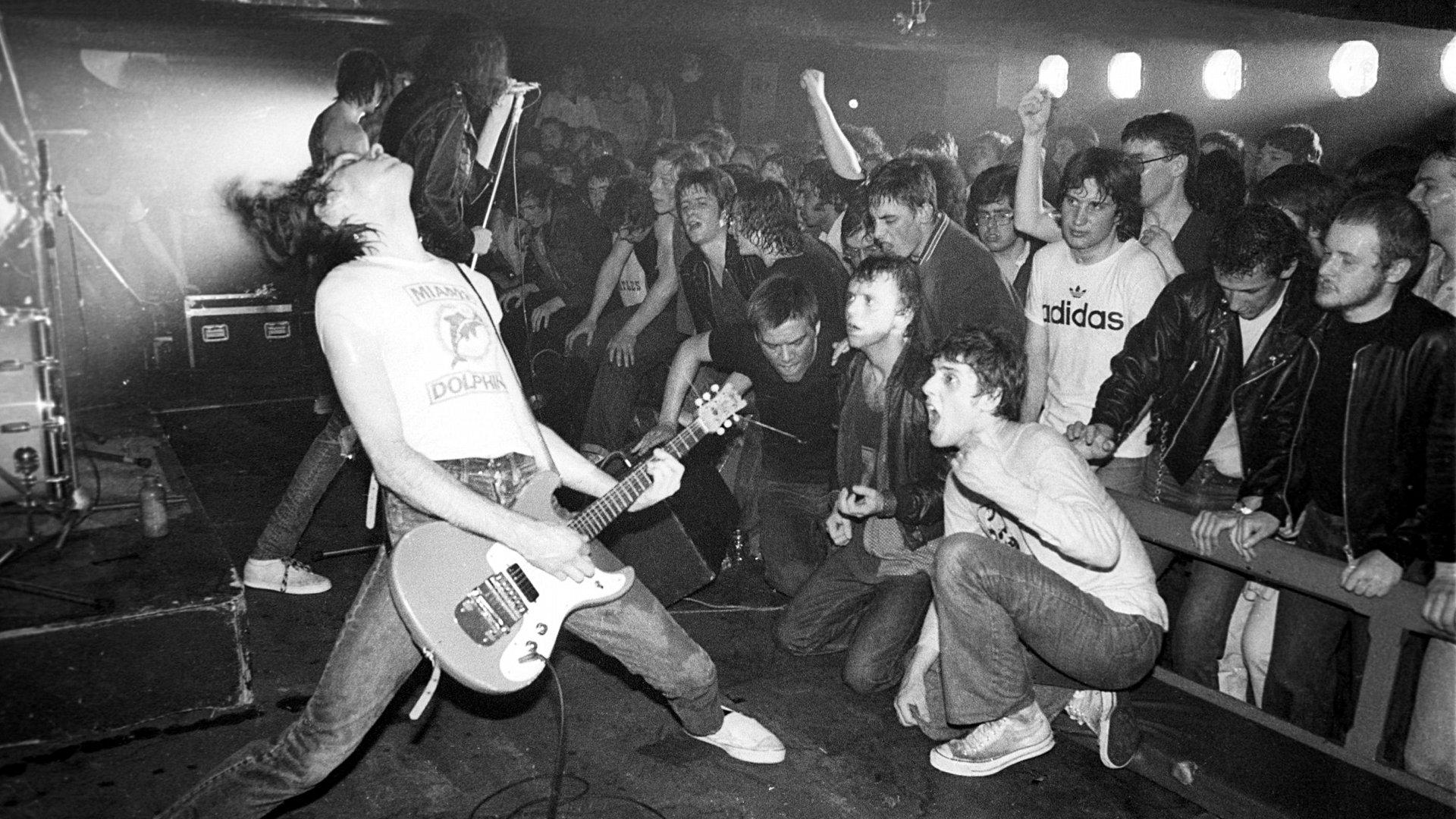 Sheena Is A Punkrocker av Ramones