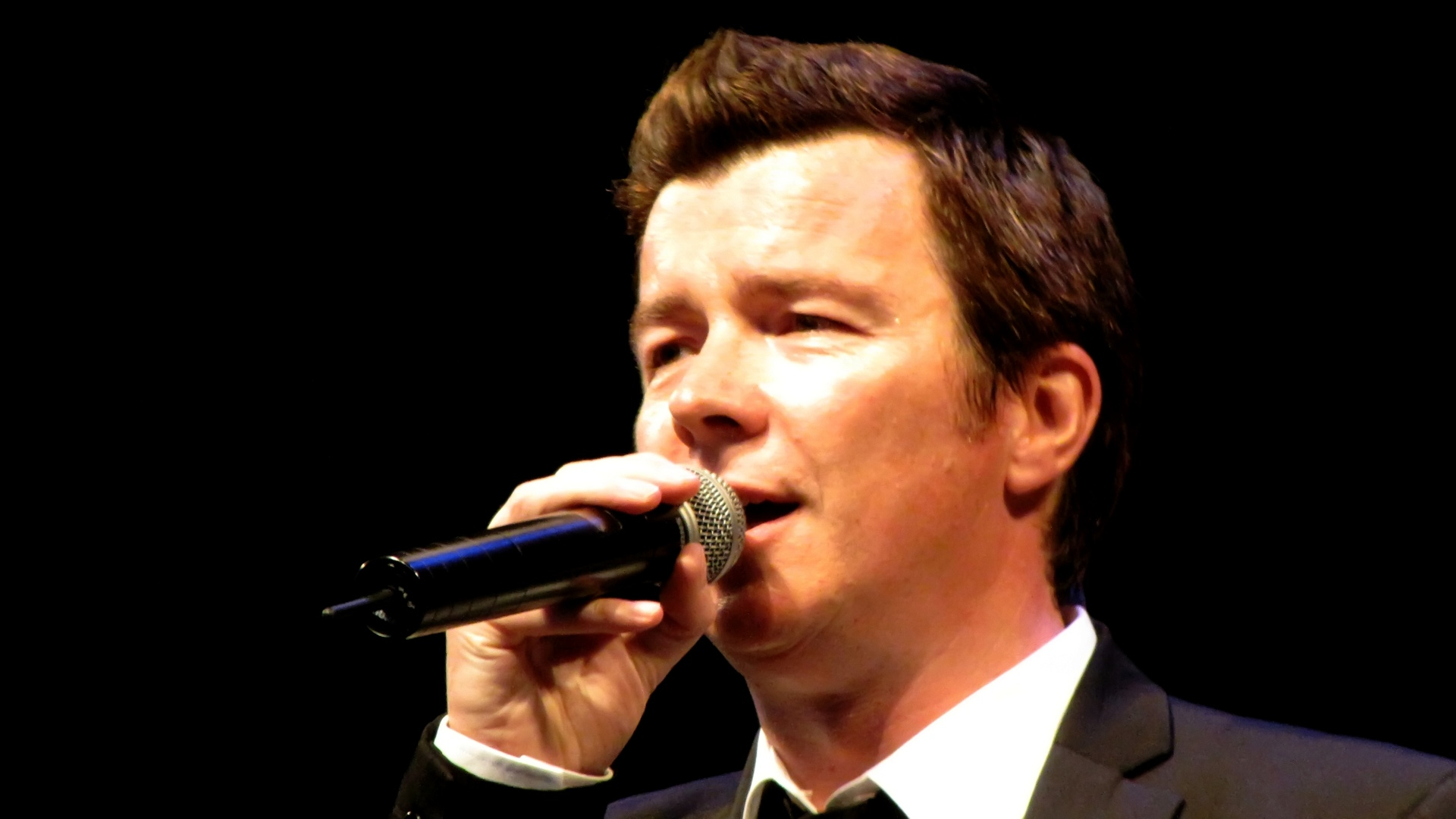 Never Gonna Give You Up av Rick Astley