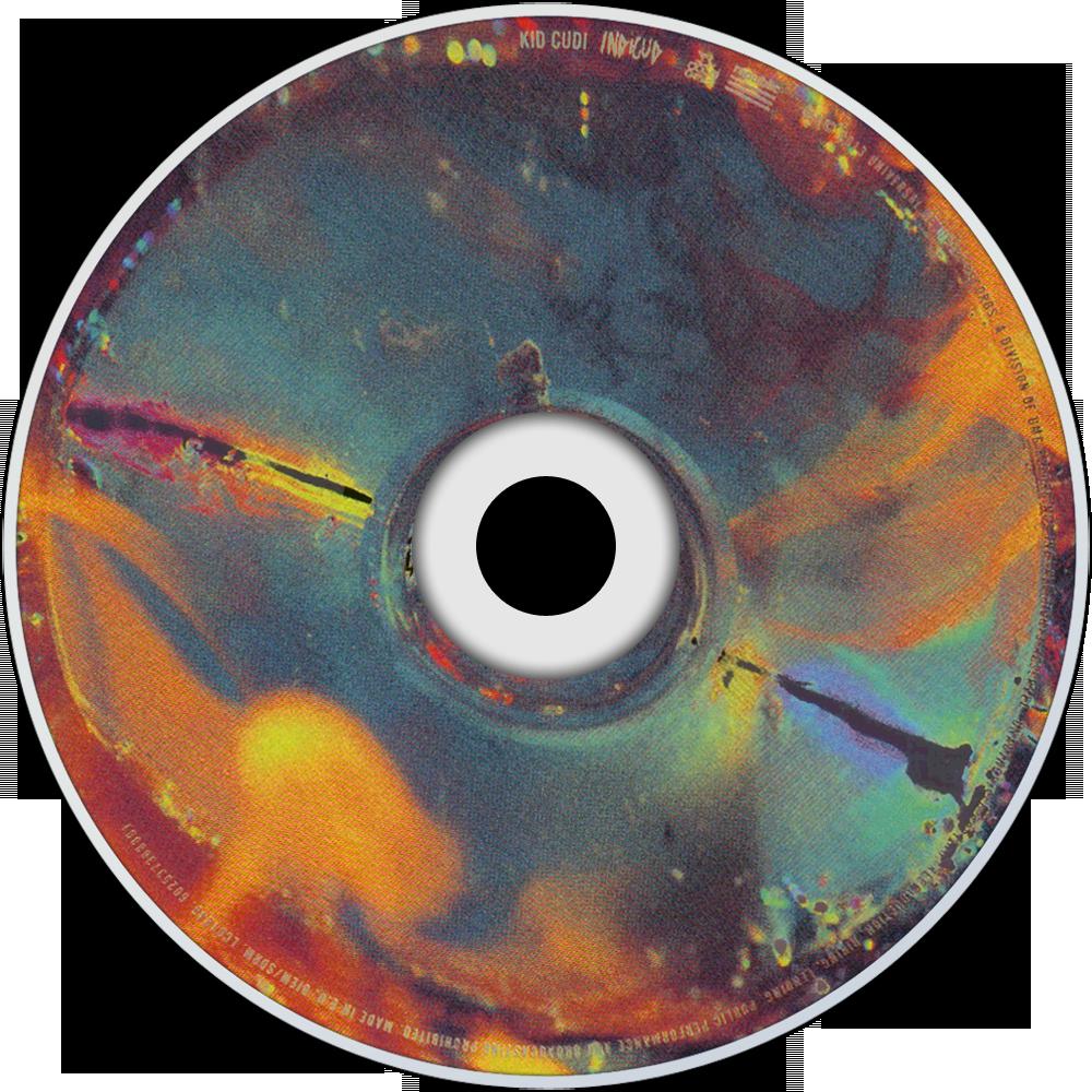 Kid Cudi Cd Disc