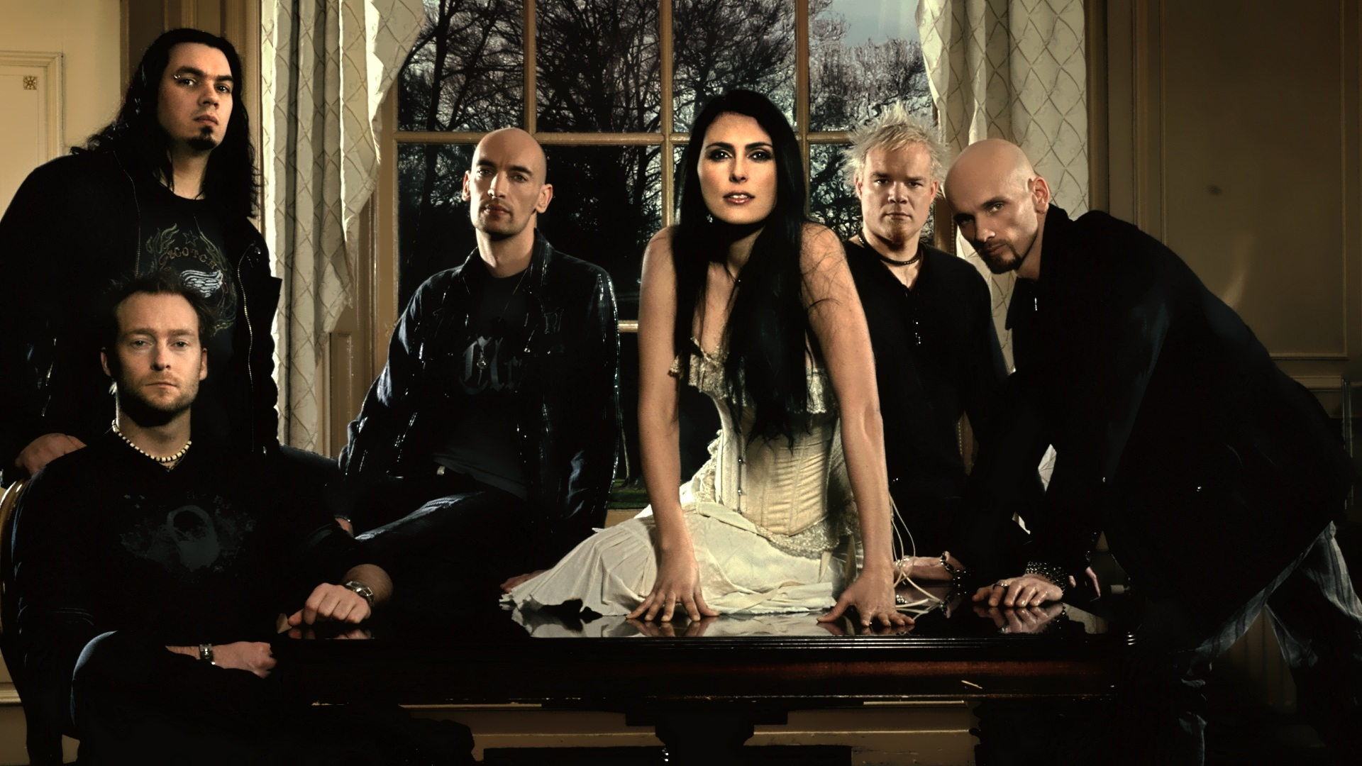 Angels av Within Temptation