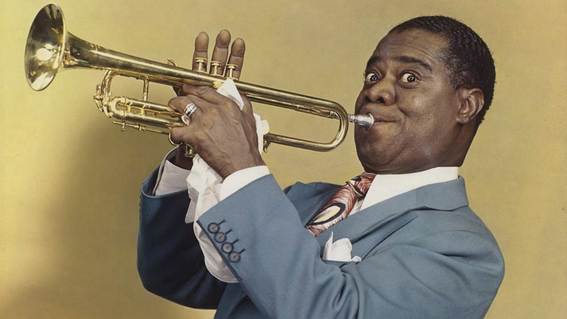 What A Wonderful World av Louis Armstrong