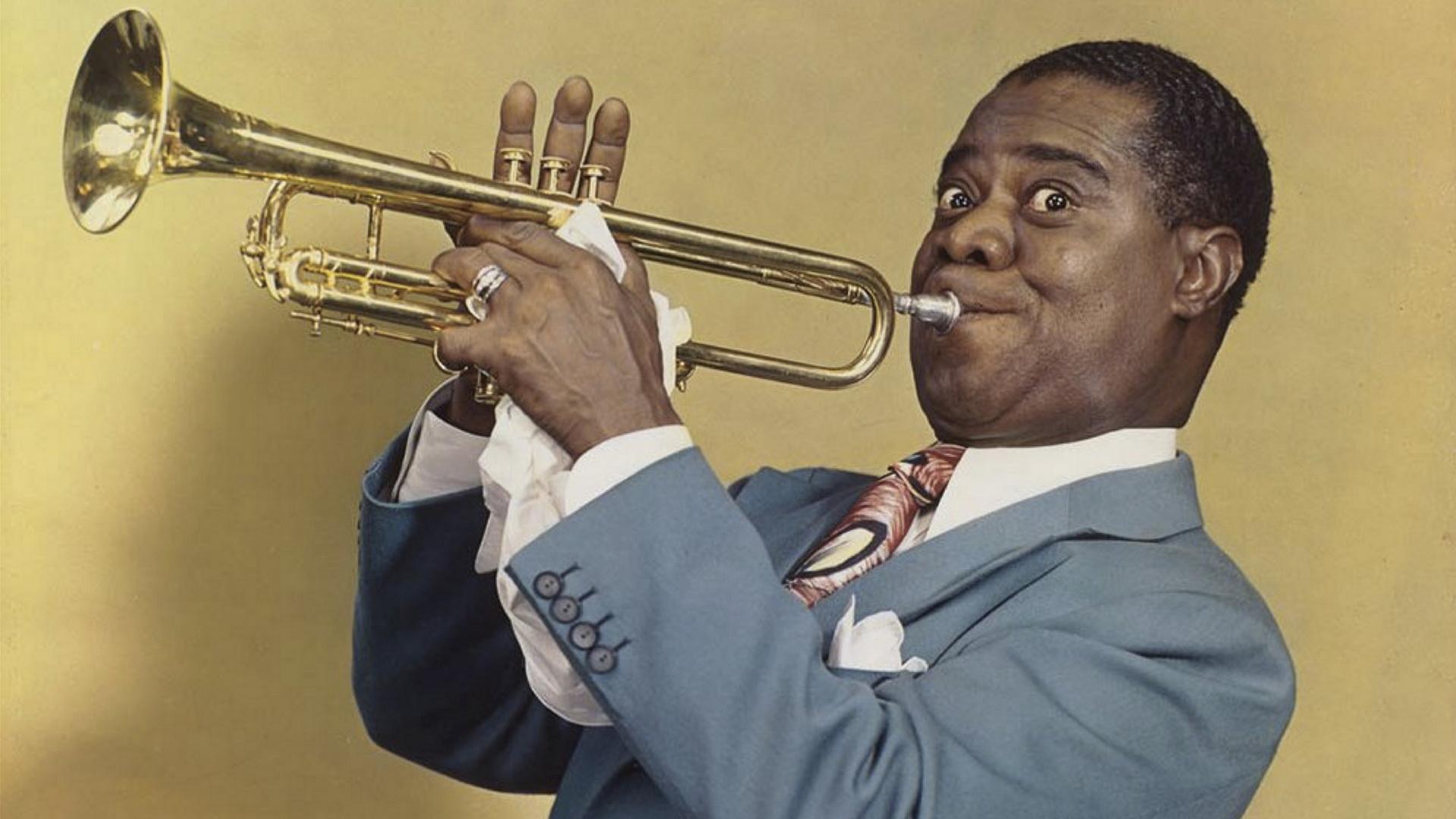 What A Wonderful World av Louis Armstrong