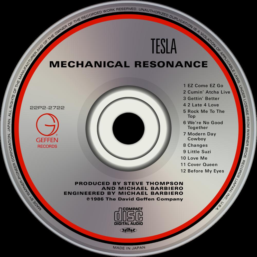Tesla Music Fanart Fanart Tv