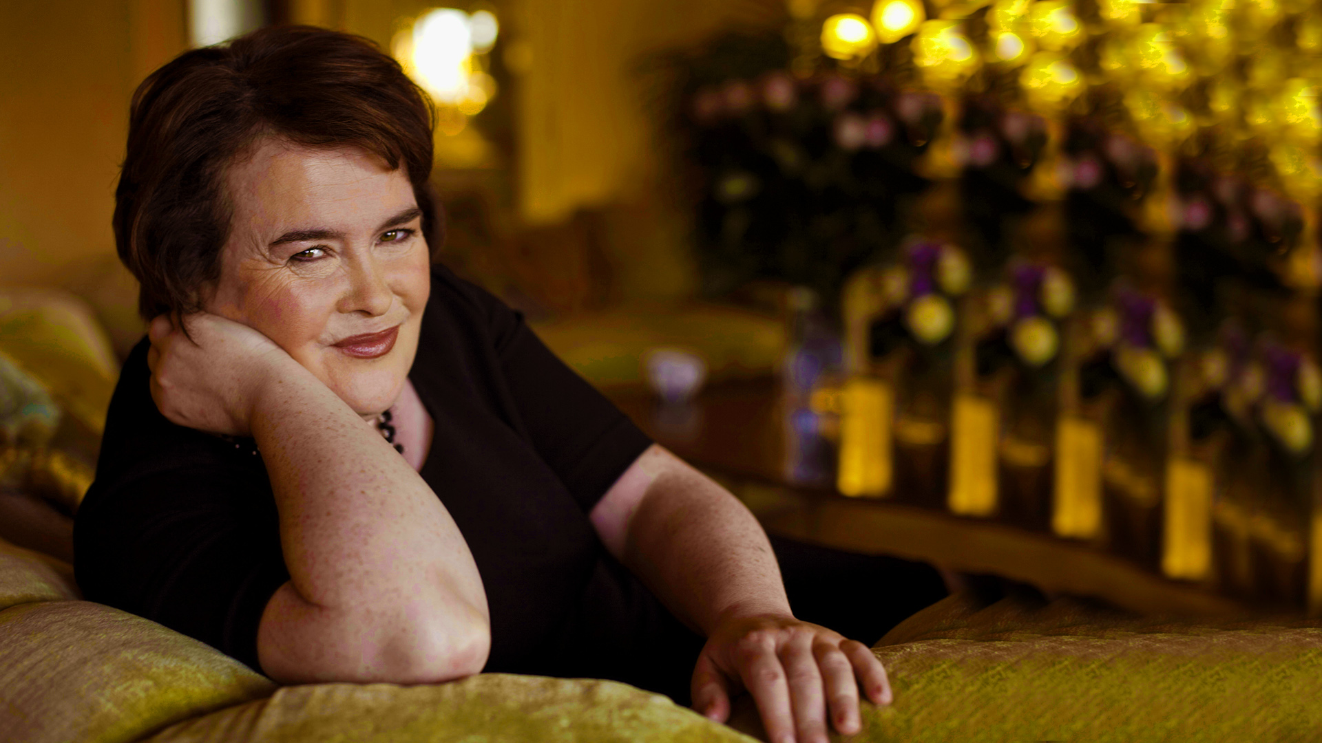 O Come All Ye Faithful av Susan Boyle