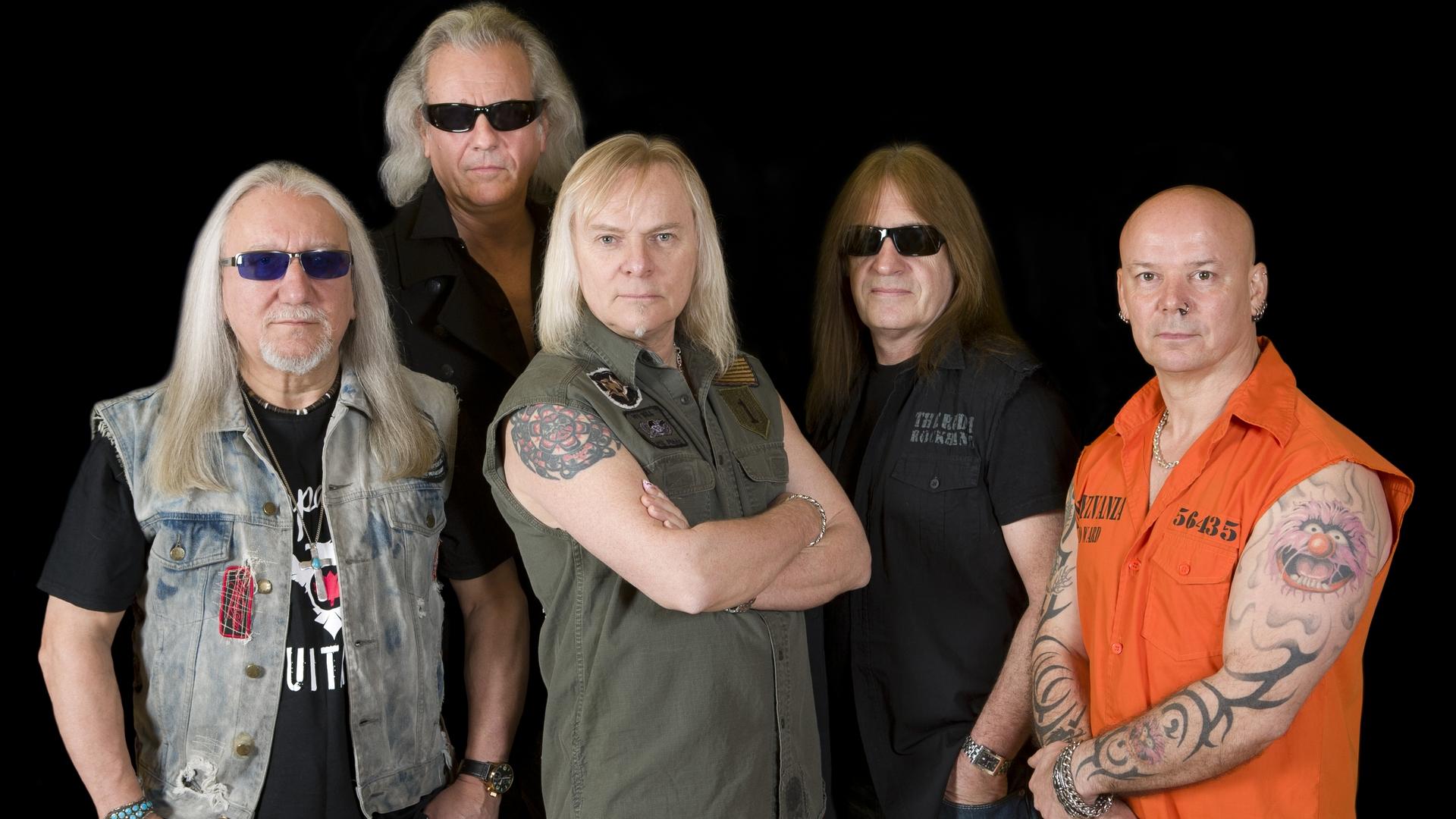 Blind Eye av Uriah Heep