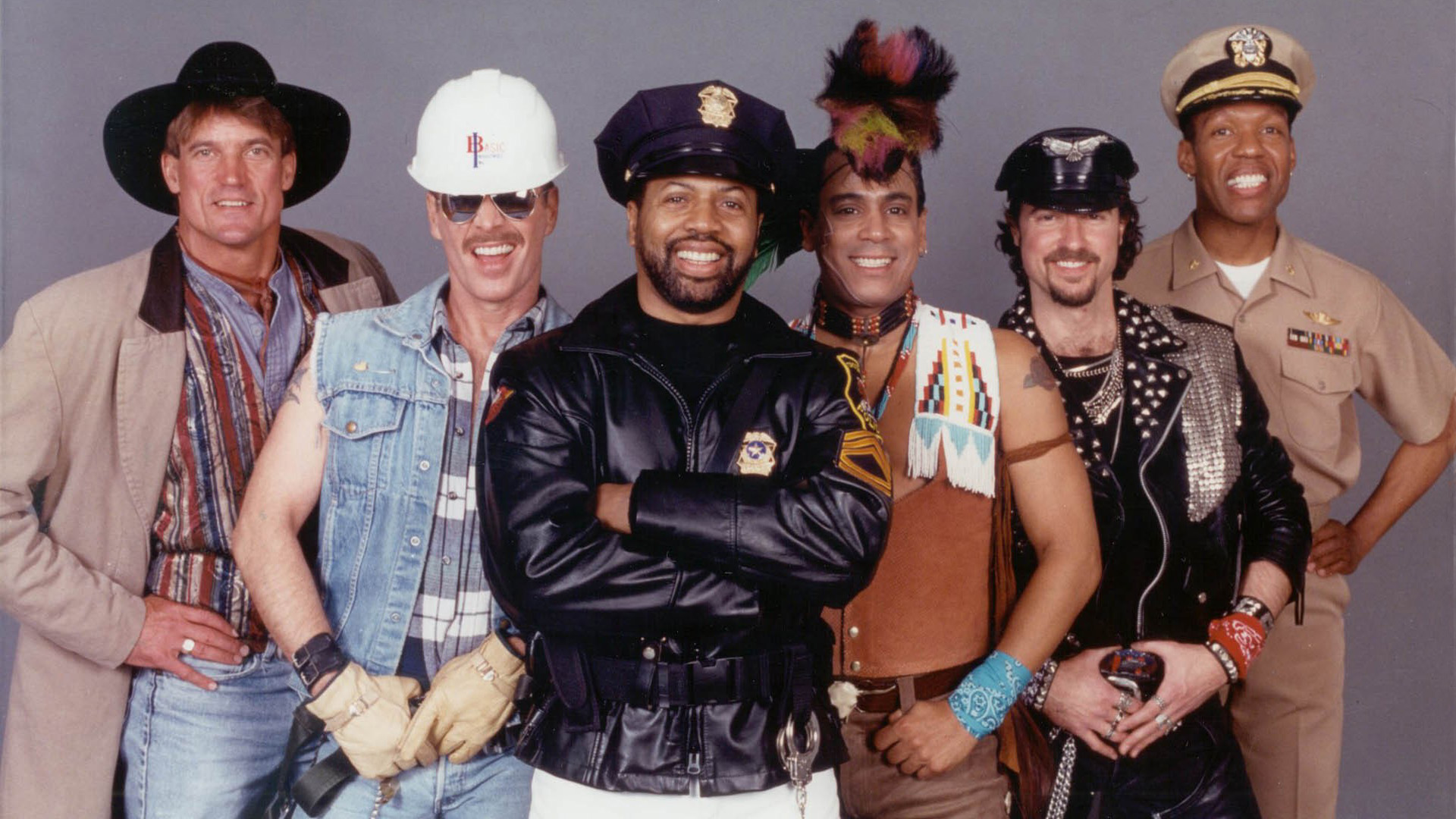 Y.M.C.A av Village People