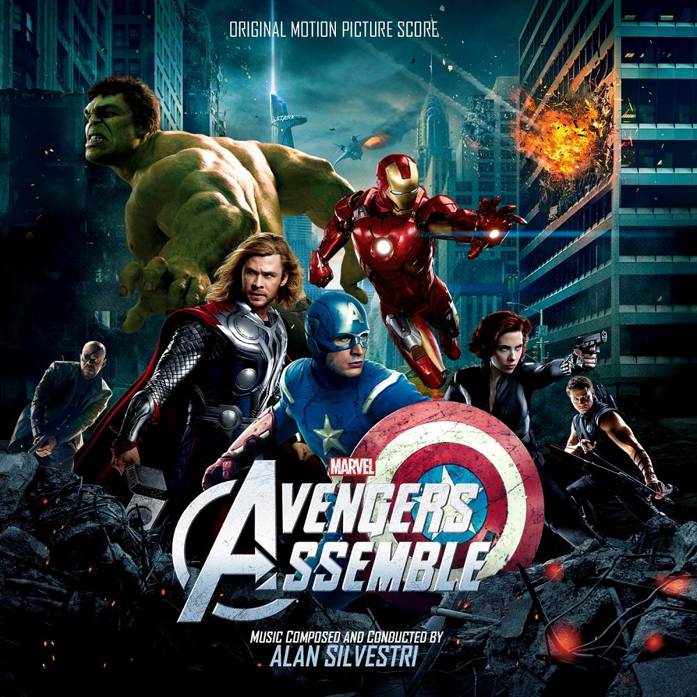 The Avengers: Alan Silvestri