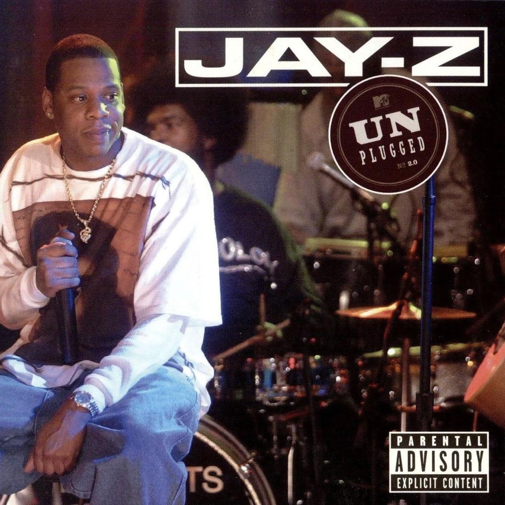 Jay z music fanart fanart jay z unplugged album cover malvernweather Choice Image