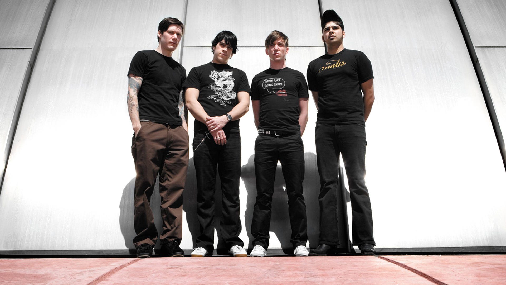 Afraid Of Heights av Billy Talent
