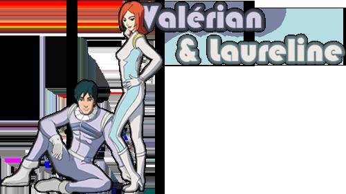 """Képtalálat a következőre: """"Time Jam: Valerian & Laureline png"""""""