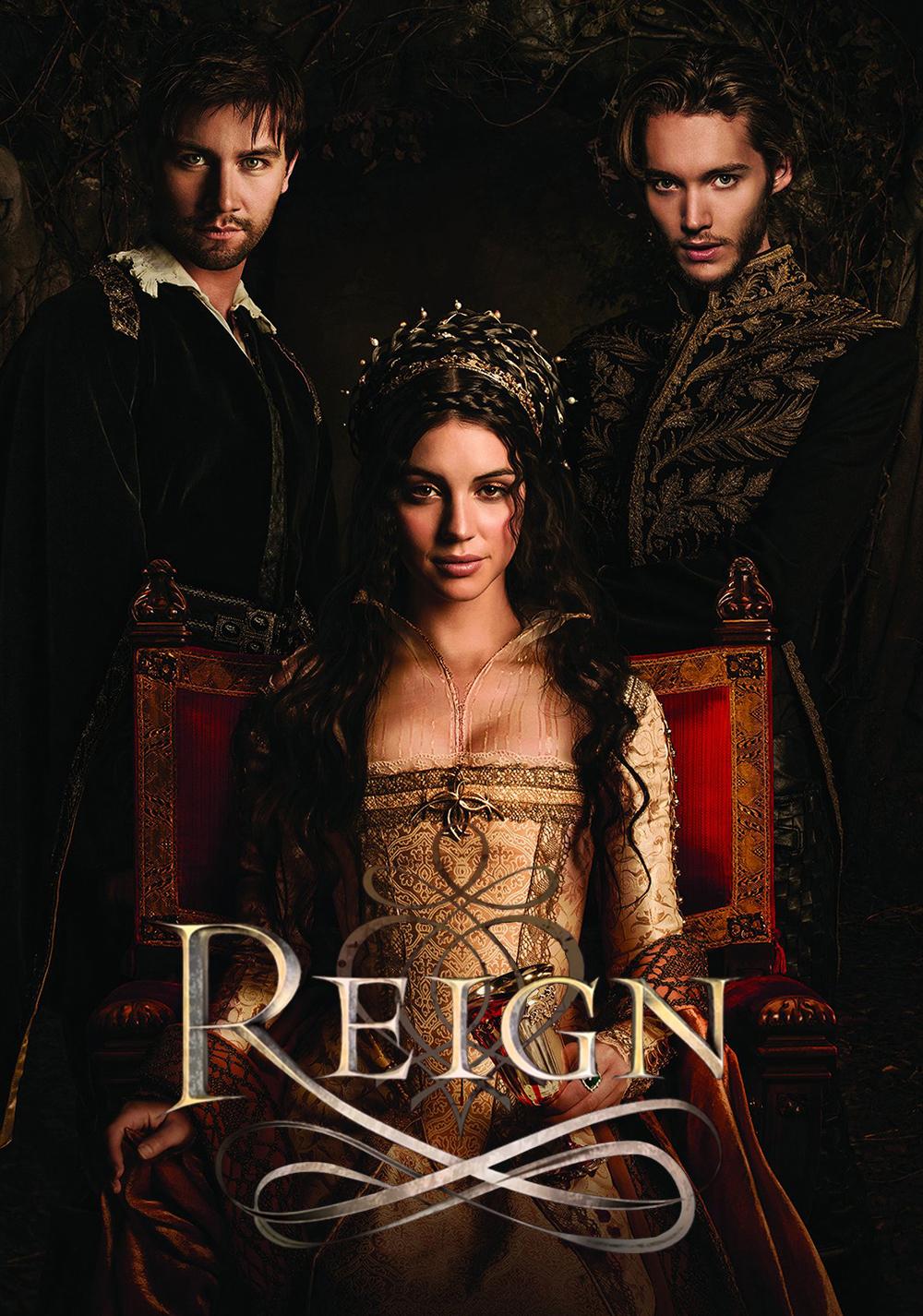 Reign Serie Staffel 3