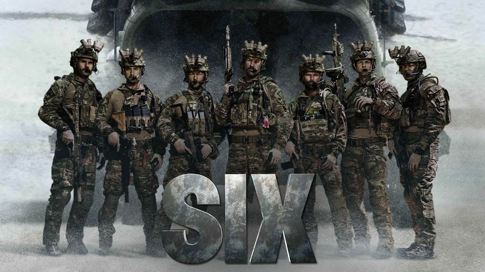 six serie staffel 3