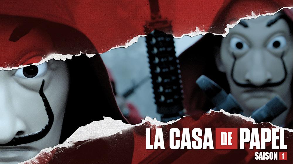 La Casa de Papel | TV fanart | fanart tv