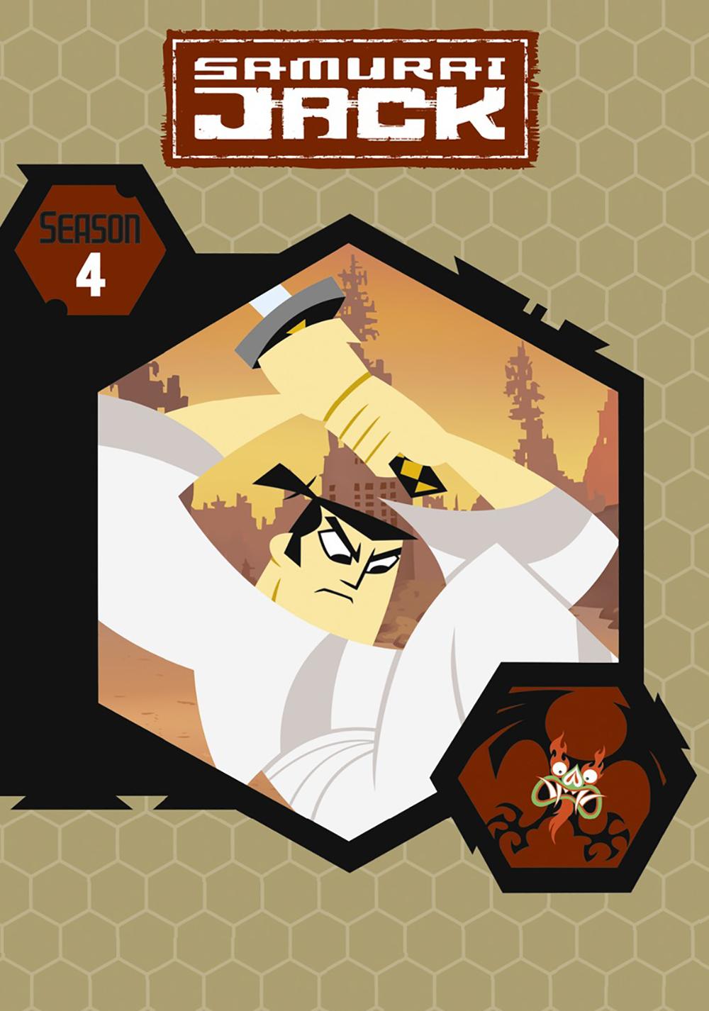 Samurai Jack | TV fanart | fanart.tv