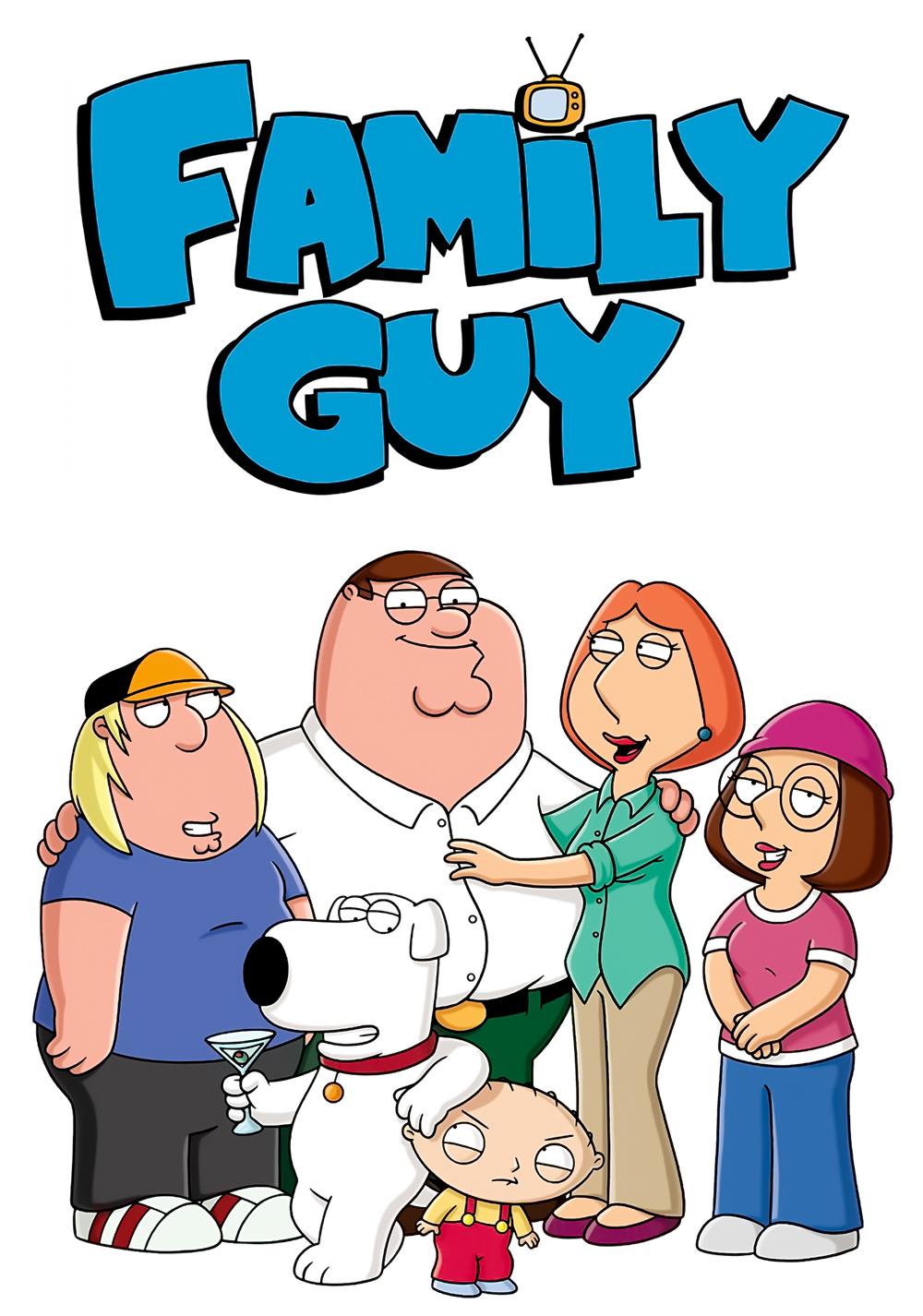 Family Guy Online Stream