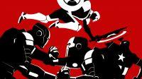 Iron Man y Capitán América: Héroes Unidos 2 - El Reinado de Red Skull