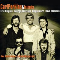 Blue Suede Shoes av Carl Perkins
