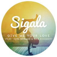 Came Here For Love av Sigala